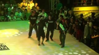 KOD 8 Korea v USA Hip Hop Battle