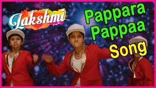 Pappara Pappara Song | லக்ஷ்மி | Prabhu Deva Refuses To Let Go Jeet Das | Aishwarya Rajesh