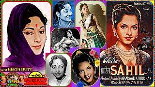 GEETA DUTT-Film-SAHIL~{1959}~Bas Khatam Kar De