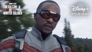 Better   Marvel Studios' The Falcon and The Winter Soldier   Disney+
