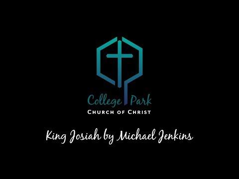 King Josiah by Michael Jenkins