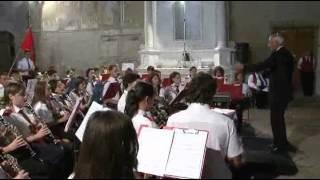 preview picture of video 'Banda Città di Ceccano - Concerto ad Asciano (SI)'