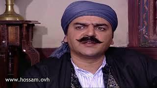 باب الحارة - مين عم يطلع للحارس ابو ماجد بالليل في حارة الضبع ؟؟ ابو شهاب شاكك