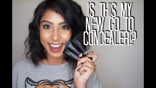 Huda Beauty Overachiever Concealer Review (Medium/Tan/Brown Skin)