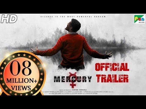 Mercury   Official Trailer   Prabhu Deva   Karthik Subbaraj   Pen Movies
