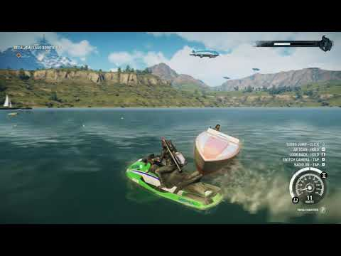 Just cause 4 failed because :: Just Cause 4 General Discussions