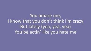 Luh Kel   BRB (Lyrics)