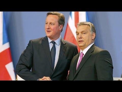 Βίκτορ Όρμπαν: «Οι Ούγγροι της Βρετανίας δεν είναι παράσιτα»