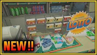 GTA 5 Lottery DLC Update Wish & Millions To Win! (GTA 5 Gameplay)
