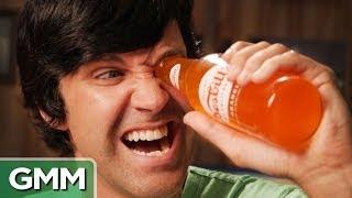 8 Weird Ways To Open A Bottle