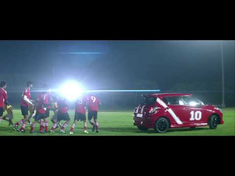 Playlike10 with Maruti Suzuki swift Deca- Limited edition