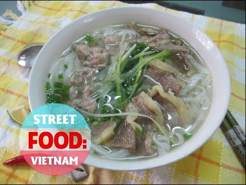 [Vietnamese Street Food] Street Food Around The World: Hanoi | National Geographic Adventure