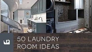 50 Laundry Room Ideas
