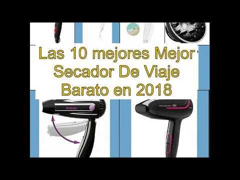 Las 10 mejores Mejor Secador De Viaje Barato en 2018