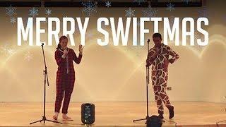 Hanna Allison & Jordan Stark - Merry Swiftmas (by Evan Taubenfeld)