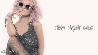 Christina Aguilera - Red Hot Kinda Love (Lyrics)