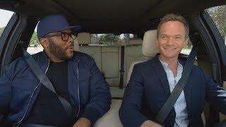Apple Music — Carpool Karaoke — Tyler Perry and Neil Patrick Harris Preview
