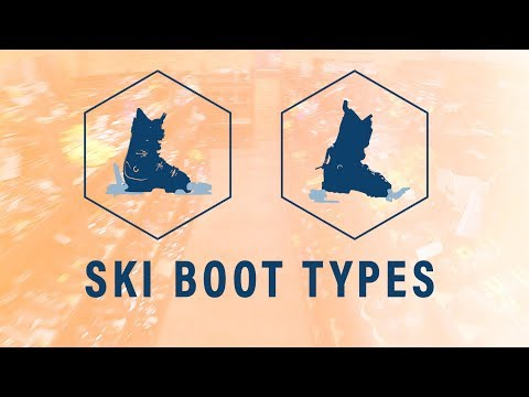 How To : Ski Boot Types