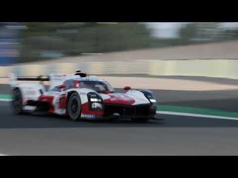 可夢偉組7号車トヨタが暫定ポール ル・マン24時間 予選タイムアタック