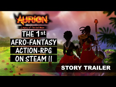 Aurion: Legacy of the Kori-Odan - The awakening thumbnail
