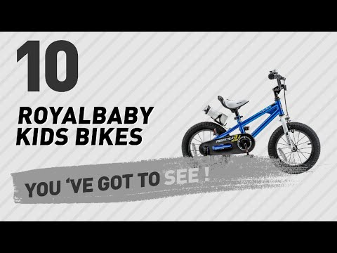 Royalbaby Kids Bikes // New & Popular 2017