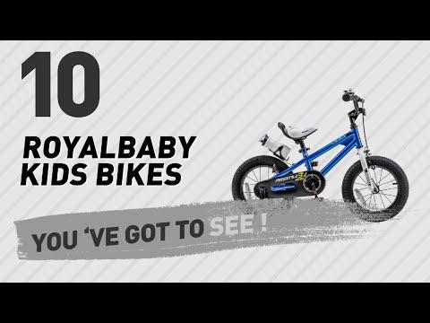 Royalbaby Kids Bikes // New & Popular 2017