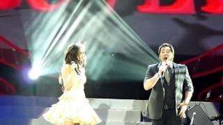 Sarah Geronimo and Martin Nievera - Ikaw / Ikaw Ang Pangarap - What Love Is concert