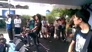 FOR REVENGE - Termentahkan (LIVE @SYNCHRONIZE SMKN 1 CIMAHI) May15 2011