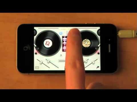 Tap DJ - The Ultimate Pocket DJ App for iPhone and iPod
