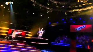 Vajen - The Climb | Complete Audition The Voice Kids 2012