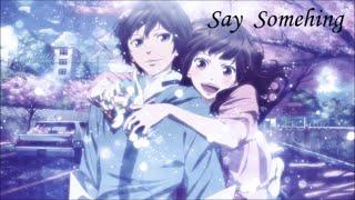 [AMV] - Say Something