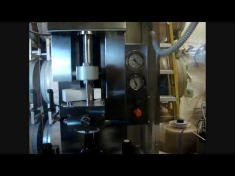 Microblock bottling line