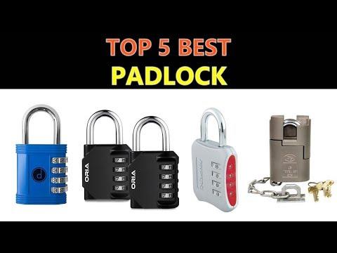 Best Padlock 2018