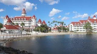 Disney Worlds Grand Floridian Resort Tour | Hotel Grounds & Holiday Fun