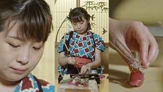 video: Meet the female chef battling sexism and stereotypes in Japan's sushi industry
