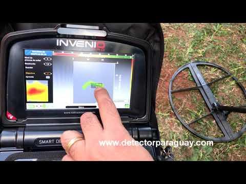 Nokta Makro Invenio Pro Scanner 3D Detector de Oro Tesoro Metales