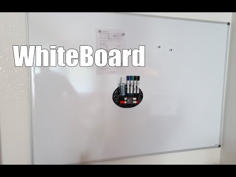 WhiteBoard von Master of Boards Dayton