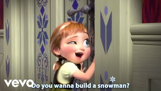 Do You Want To Build A Snowman? (From Frozen/Sing-Along)