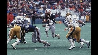 1983 Cotton Bowl #4 SMU vs #6 Pittsburgh No Huddle