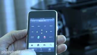 Google TV: Logitech Android Remote