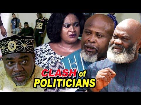 CLASH OF POLITICIANS SEASON 4- (VINCENT OPURUM) 2019 LATEST NOLLYWOOD MOVIES FULL HD