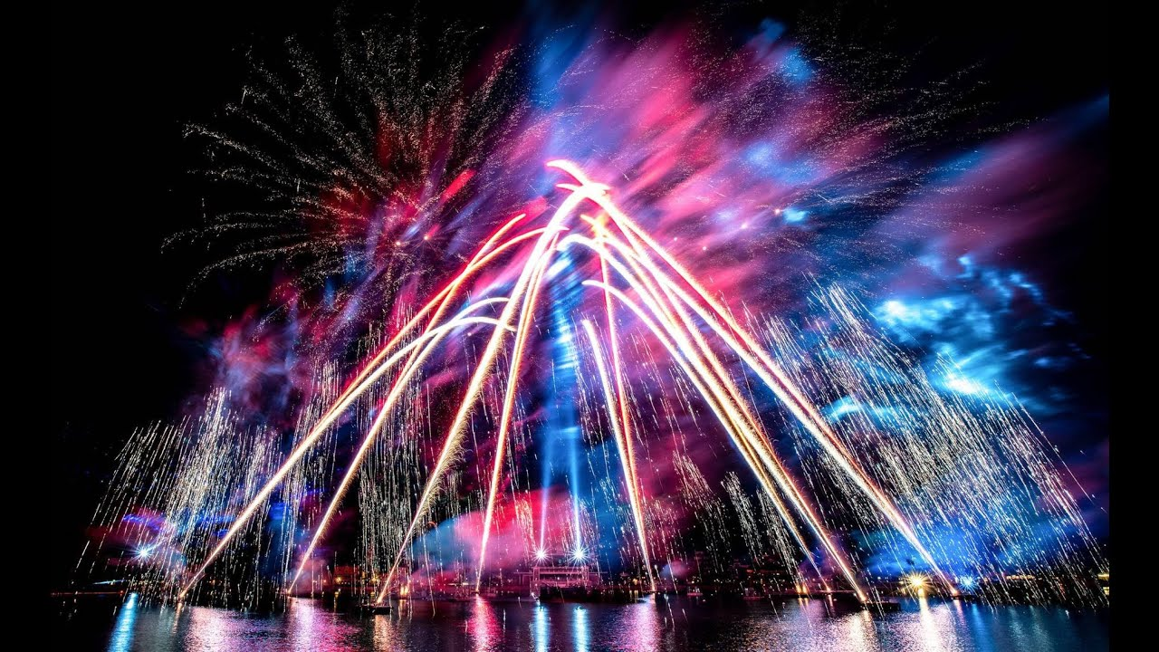 EPCOT Forever 2.0 2021 edition opening night