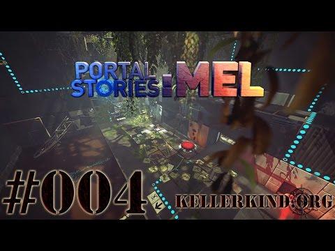 Portal Stories: Mel #4 – Die Lösung ist über dem Problem ★ Let's Play Portal Stories: Mel [HD|60FPS]