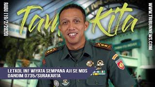 TAMU KITA - Kisah Wiyata S Aji, Sosok yang Dibesarkan Kopassus, dari Rimba Papua ke Kampung Jokowi