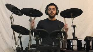 Desecrate Through Reverence - Avenged Sevenfold Drum cover
