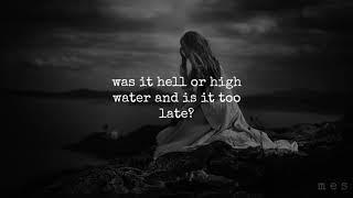 Hell Or High Water | Passenger | Lyrics ☾☀