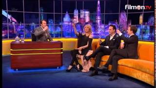 Goldie Hawn @ Jonathan Ross Show - 2015-02-14