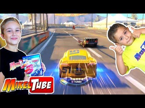 Jugamos a CARS 3 Hacia La Victoria