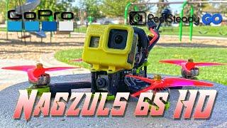 Freestyle in Cherry Park | iFlight Nazgul5 6s HD | FPV Freestyle | ReelSteady Go Edit