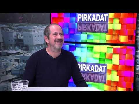 Darvas István rabbi a Heti Tv Pirkadat című műsorában eddigi munkásságáról, terveiről beszélt | …